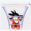 Dragon ball anime cel