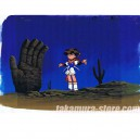 Spirit Hero Wataru anime cel R