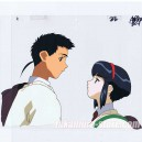 Tenchi Muyo anime cel