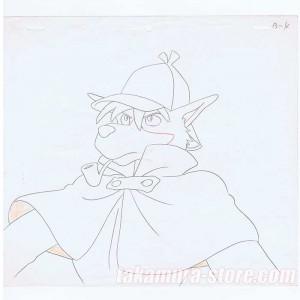 Sherlock Holmes sketch