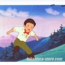 Belle and Sebastian anime cel