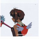 Card Captor Sakura anime cel