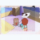 Ohayo! Spank anime cel