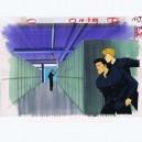 Slam Dunk anime cel