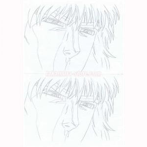 Souten no Ken  (Fist of the Blue Sky) Sketch