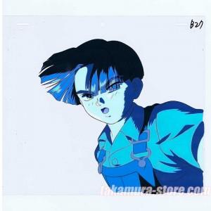 Please Save My Earth anime cel