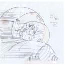 Dragon Ball Z crayonné