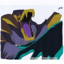 Space Cobra anime cel
