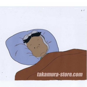 Tom Sawyer anime cel