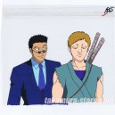 Hunter X Hunter anime cel