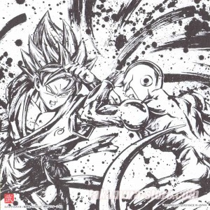 Dragon Ball Z Printed Shikishi
