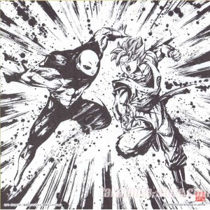 Dragon Ball Z Printed Shikishi