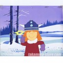 Vicky the Viking anime cel R1049