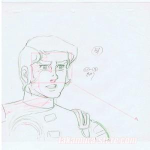 Captain Future sketch