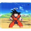 Dragon ball Z anime cel