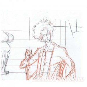 Samurai Champloo sketch  R