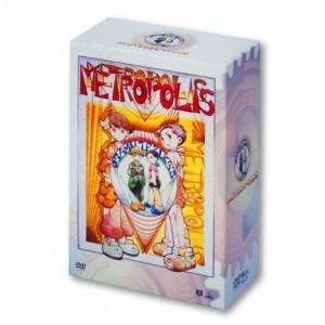Metropolis Story Board + Japanese DVD Memorial Box