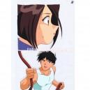 You're Under Arrest anime cel