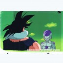 Dragon ball Z anime cel -Freezer vs Goku