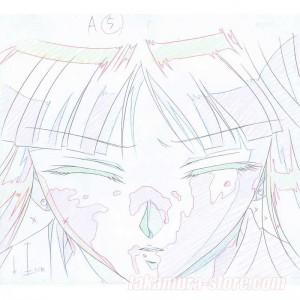 Vampire Princess Miyu sketch