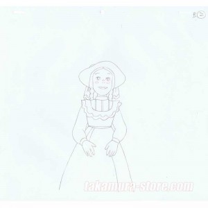 Tom Sawyer set of sketches