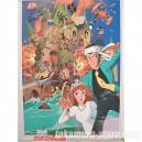 Le chateau de Cagliostro DVD poster Studio Ghibli