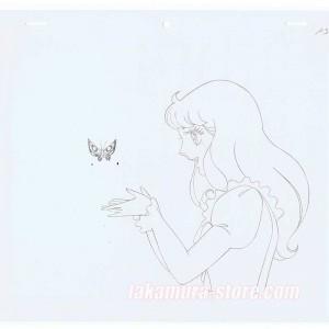 The Rose of Versailles - original sketch