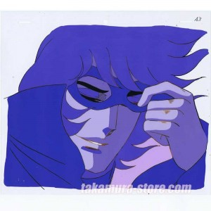 The Rose of Versailles anime cel