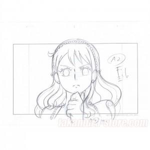 One piece original sketch
