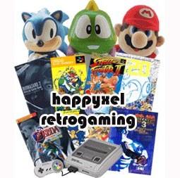 Happyxel retrogaming